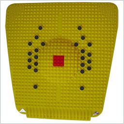 Acupressure Foot Mat Magnetotherapy Pyramid